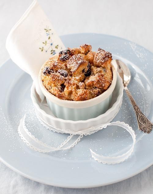 Rum-Raisin Bread Pudding | yum yum-- treats & desserts | Pinterest