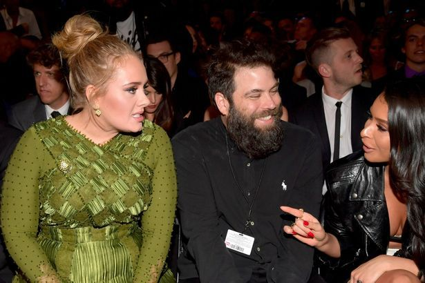 Adele's son hit in eye by firework debris as singer pulls all pyrotechnics from her shows - Mirror Online