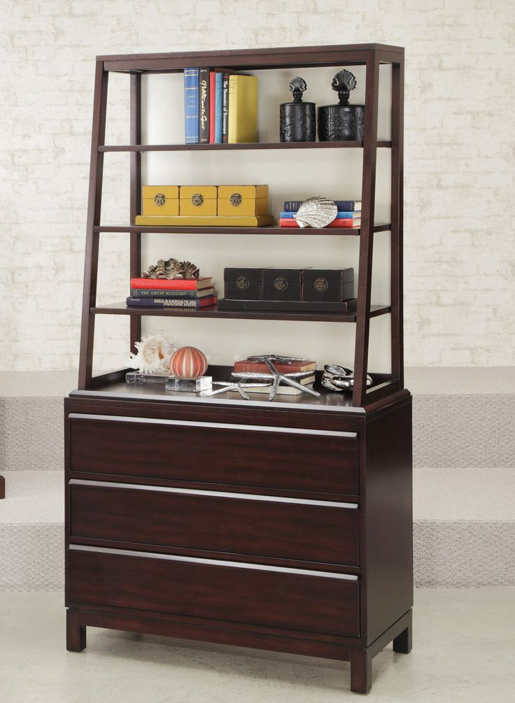 Hidden Treasures Bookcase | Hammary Furniture | Home Gallery Stores