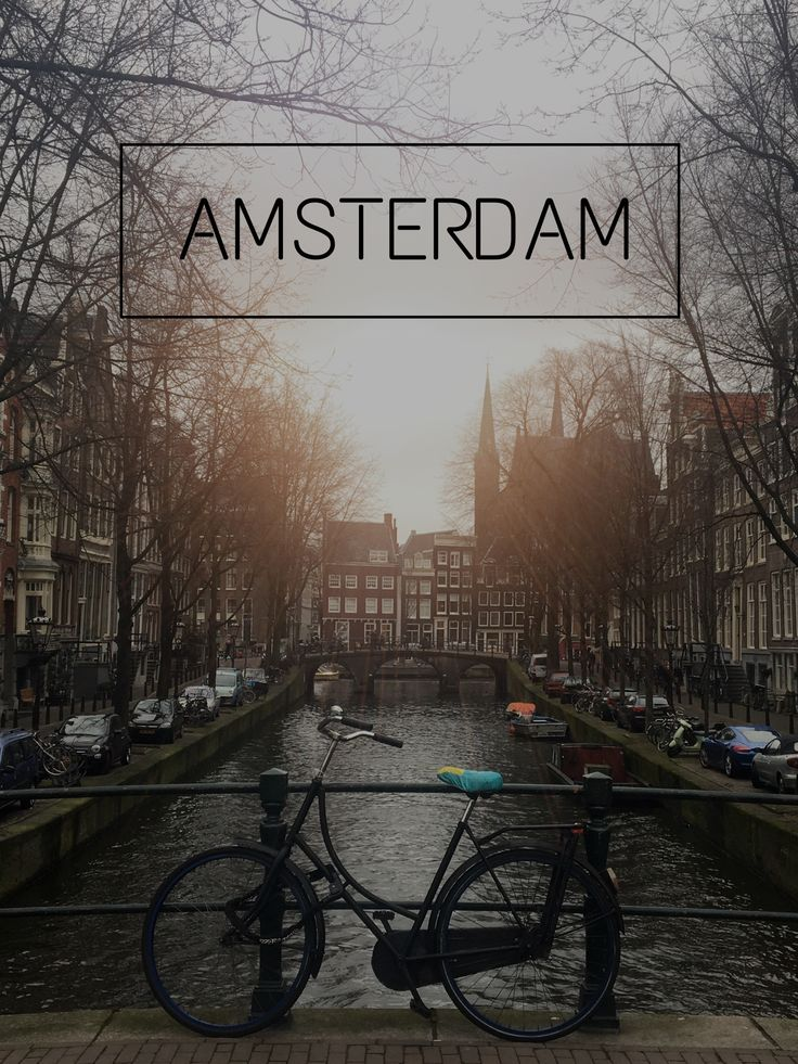 Experience Amsterdam nothing like before ❤️
