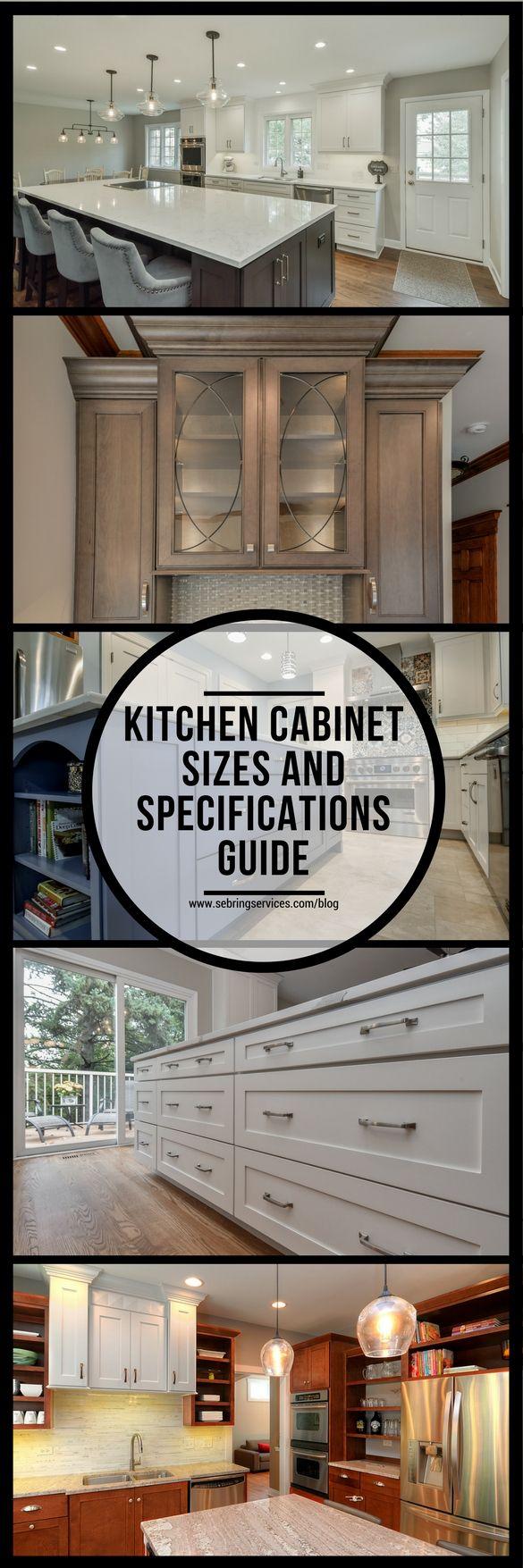 Best 25+ Kitchen cabinet sizes ideas on Pinterest | Ikea kitchen ...