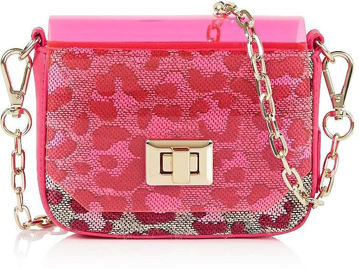 @VeryExclusiveUK  #Pinko #Citta #Del #Capo #Cross #Body #Bag - Pink, pink