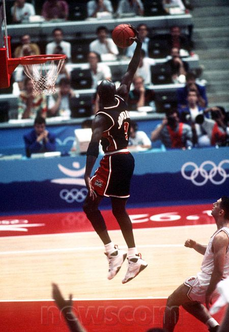 Michael Jordan 1992 U.S.A. Dream Team