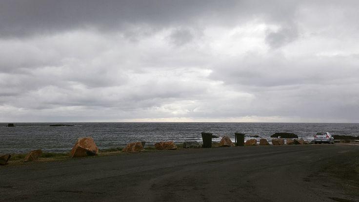Stormy day in Tasmania