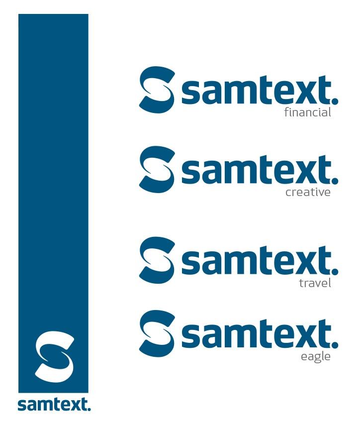 Logotype for Samtext International