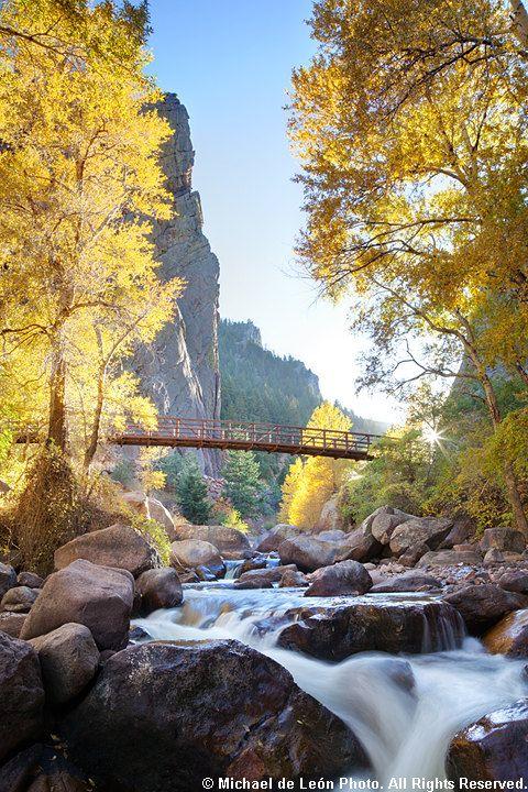 South Boulder Creek, Colorado Home sweet home