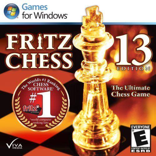 Fritz Chess 13 [Download] by Viva Media, http://www.amazon.com/dp/B009D09GEE/ref=cm_sw_r_pi_dp_M3Bxtb1TFB1JQ