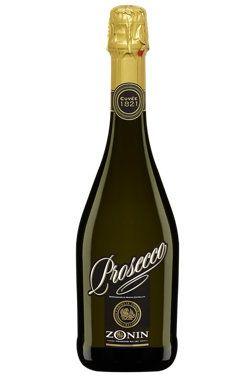 Zonin Prosecco Cuvée 1821 #wine #wineblog #deuxbouteilles #prosecco