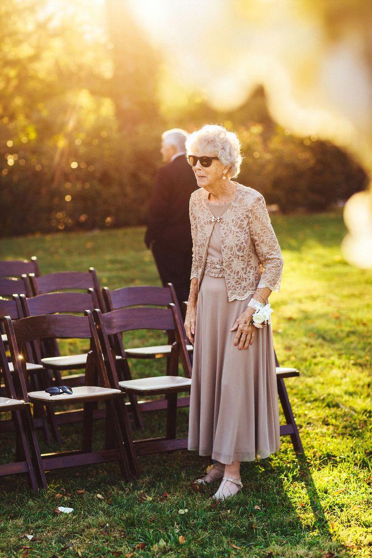 Formal Evening Wedding Attire