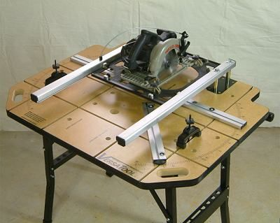 Saw Table | Tools | Pinterest | DIY and crafts and Tables