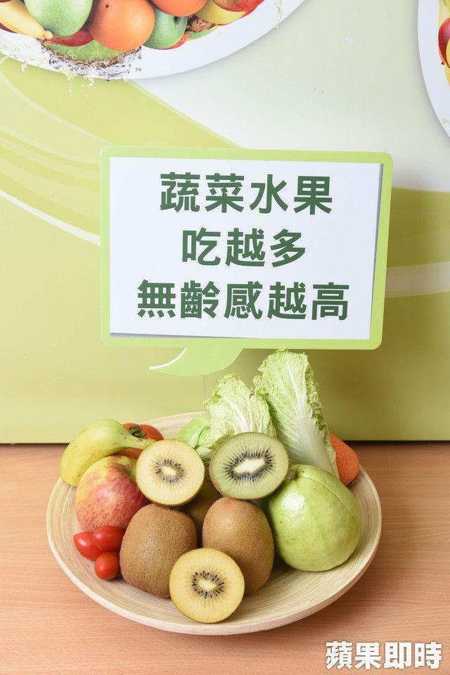 係金ㄟ!調查:水果吃得少感覺真的比較老 │即時新聞│20160823│蘋果日報