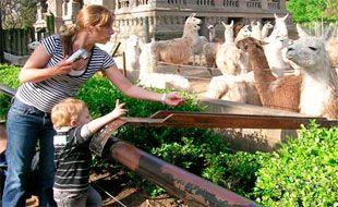 Jardim Zoologico em Buenos Aires