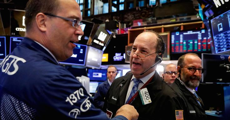 U.S. stocks opened higher on Monday after a big deal in the defense sector was struck.
