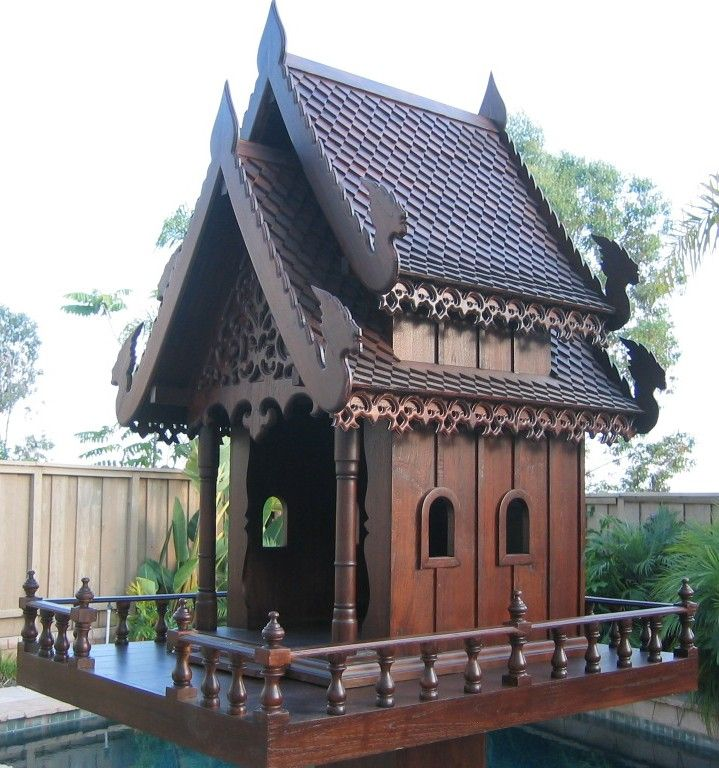 Home Design Thailand: 95 Best Thai Spirit House Images On Pinterest