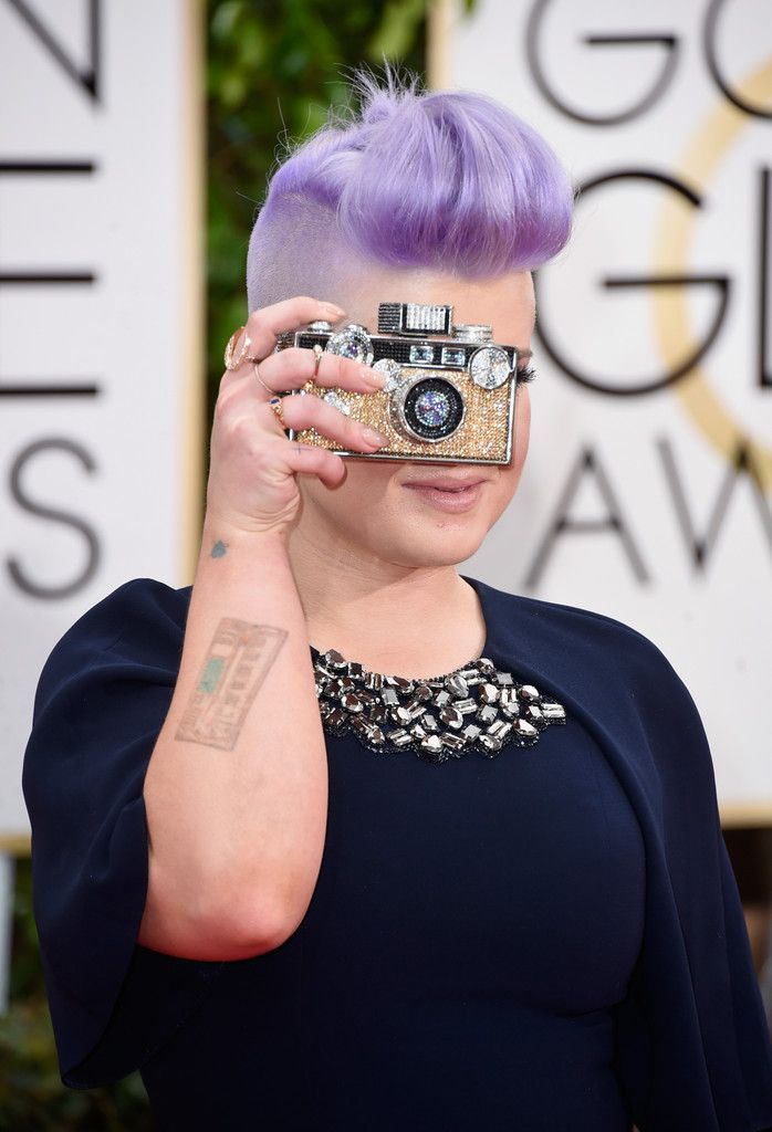 Kelly Osbourne Photos Photos - TV personality Kelly Osbourne attends the 72nd Annual Golden Globe Awards at The Beverly Hilton Hotel on January 11, 2015 in Beverly Hills, California. - Arrivals at the Golden Globe Awards — Part 2