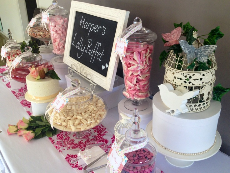 Styling by A Vintage Event