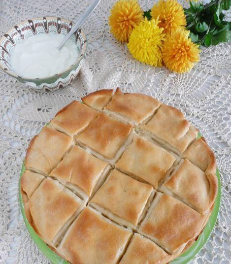 Мој Рецепт - Сеченица, омилена тестенина од македонското поднебје
