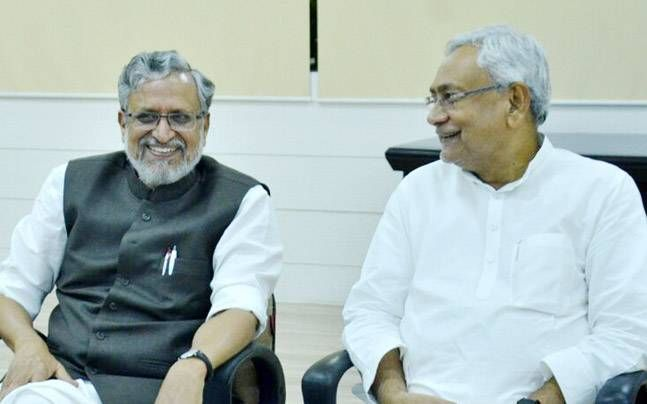 "Nitish Kumar, who tendered his resignation to Governor Keshari Nath Tripathi, claimed that he can't work in the ""current circumstances."" In an unanticipated move, Nitish Kumar today evening resigned as Bihar Chief Minister but he will be sworn-in again as the CM tomorrow with BJP's support at 5 PM in Patna."