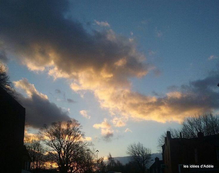 Cielo a Dublino