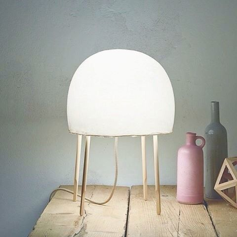 Tonight's lighting feature takes a closer look at 'Kurage' table lamp by @foscarinilamps. Its name (which means 'Jellyfish' in Japanese) reflects its animated shape. A special 3D Washi paper construction made from the fiber of mulberry trees provides a strong yet porous surface for a soft glow & unique feel. Designed by @nendo & @nichettostudio it's a truly magical piece of lighting. Have a peek at Foscarini showroom in SoHo at 20 Greene Street  . . . . #sohodesigndistrict #sohonyc #soho…