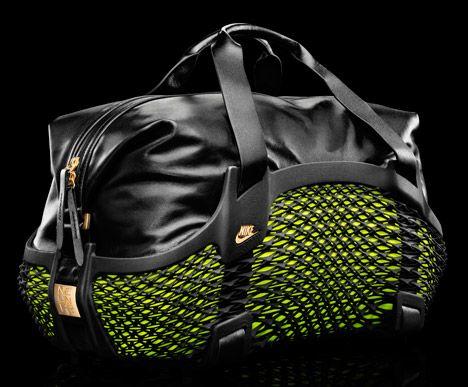 Nike 3D-printed sports bag
