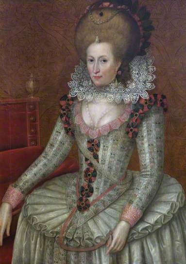 John de Critz the elder, Anne of Denmark