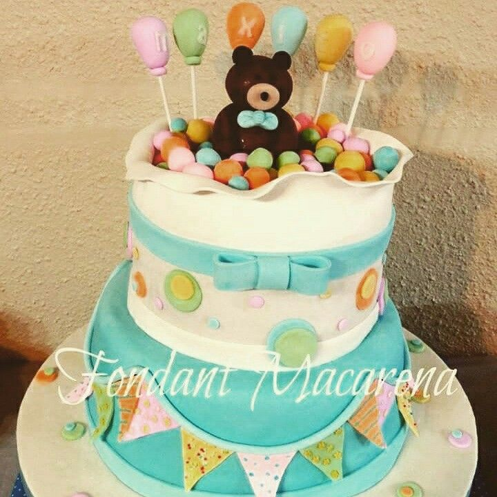 Torta baby shower...