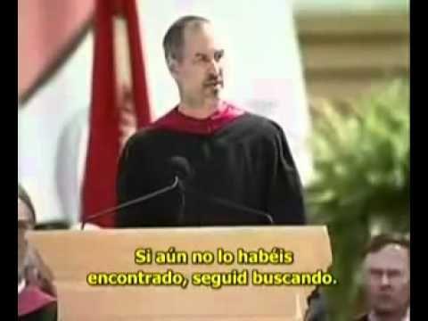 Este es el memorable discurso de Steve Jobs en Standford