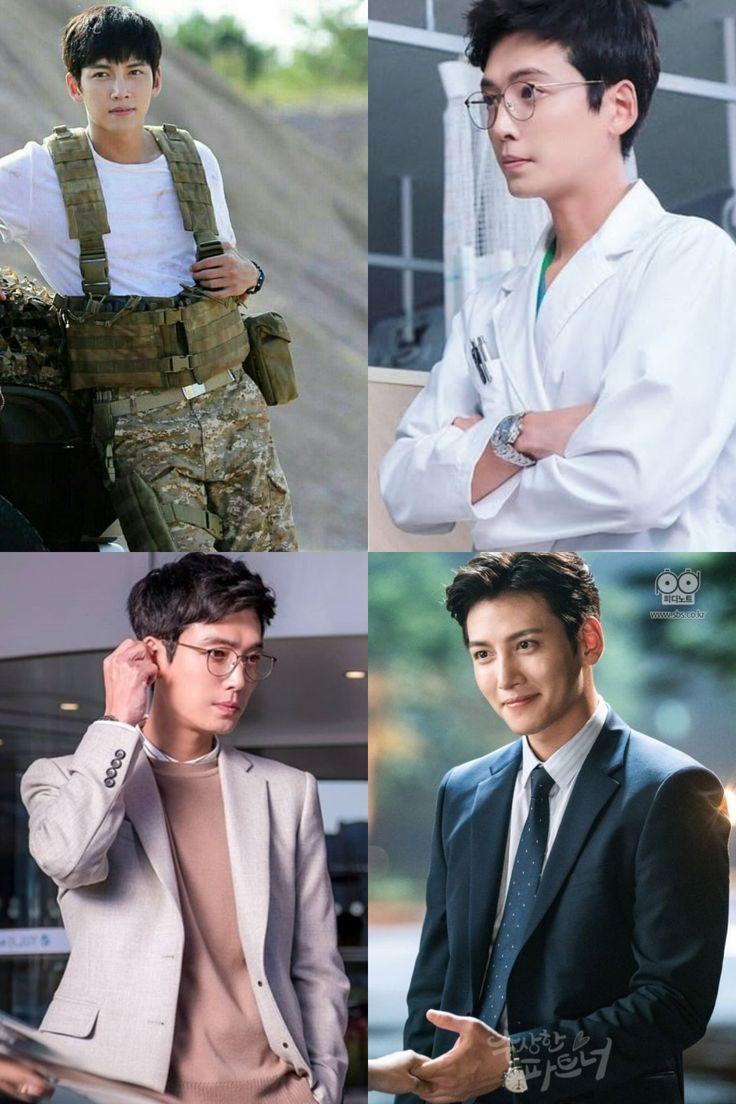 When Doctor Meet Army Suspicious Partner Jung Kyung Ho Ji Chang Wook
