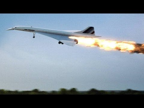 How the Crash of Flight 4590 Destroyed Concorde's Mystique