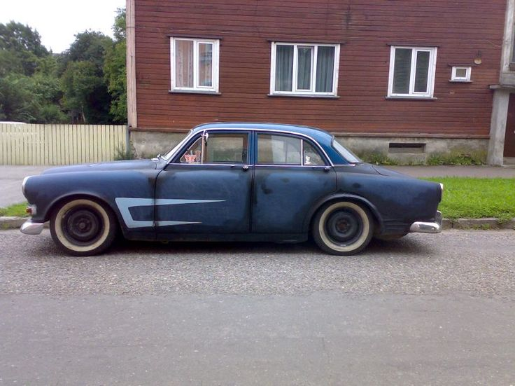 antique volvo hot rod? omg I just died & went to heaven. Saw one of these on the road today; somehow never knew they existed.