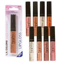 Bulk L.A. Colors Lip Glosses