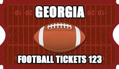 Georgia Bulldogs vs Vanderbilt Commodores Football Tickets   Oct ...