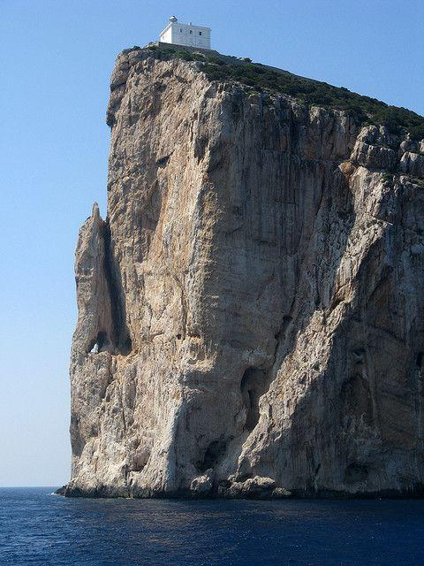 Capo Caccià, Alghero, Sardinia, Italy