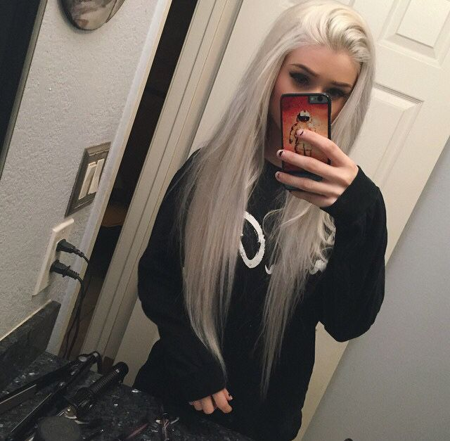 If only I could pull this hair color off