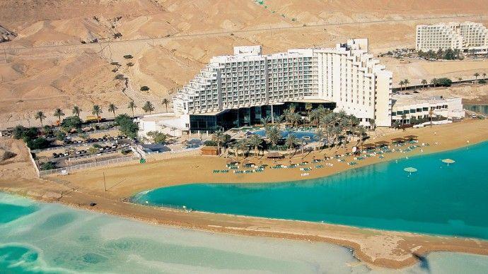 Morze Martwe + all inclusive - to oferta hotelu Leonardo Club w Neve Zohar w Izraelu (3 km od Ein Bokek)