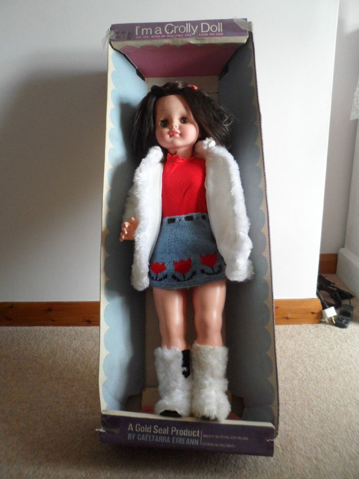 Large Crolly Doll | 217+6
