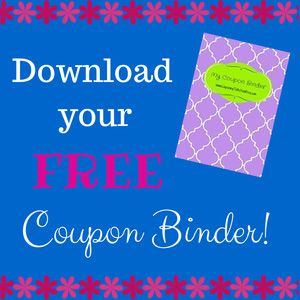Totally awesome coupon binder printables and files and it's FREE!!! www.couponin…