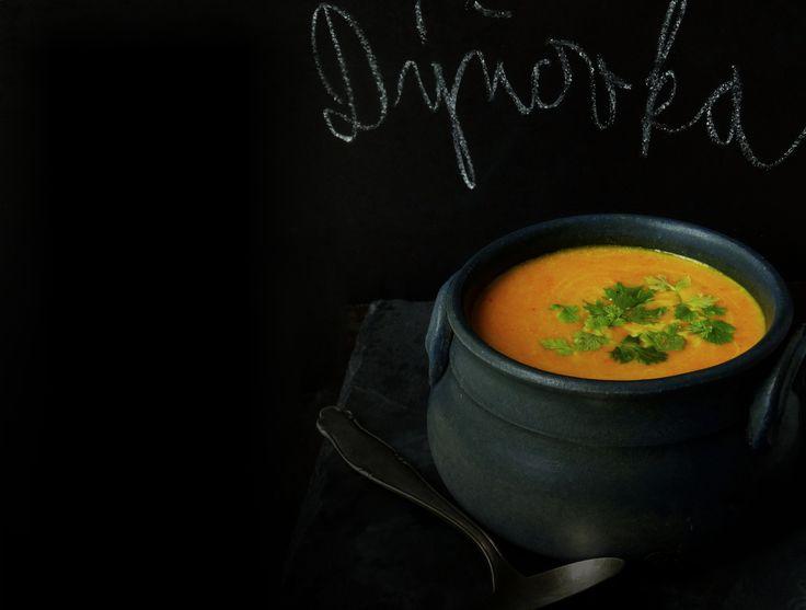 Dýňová polévka (jak ji dělám já)   Coolinářka