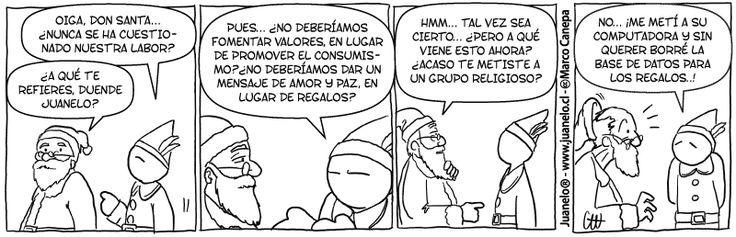 Juanelo Duende