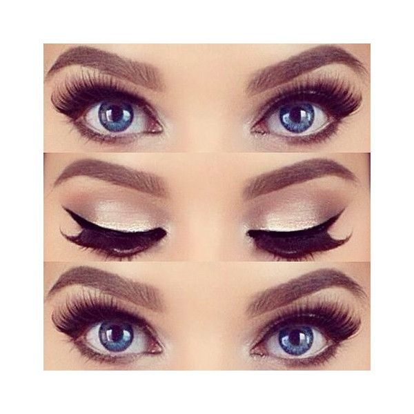 Pinterest ❤ liked on Polyvore featuring beauty products, makeup and eye makeup