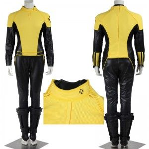 X-men Deadpool Cosplay Negasonic Teenage Warhead Cosplay Costume Halloween Customized