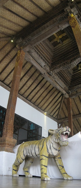 Javanese Joglo ... our house in Sanur, Bali
