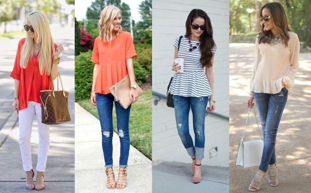 01_Looks para o casual Day_looks para quarta feira de cinzas_looks com blusas soltinhas