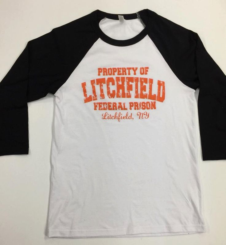 A personal favorite from my Etsy shop https://www.etsy.com/listing/267809855/orange-is-the-new-black-litchfield-new