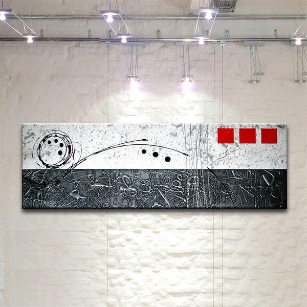 PEINTURE+TABLEAU+OEUVRE+ART+ABSTRAIT+SUR+TOILE+de+ACRYLIKS+GALERIE+sur+DaWanda.com