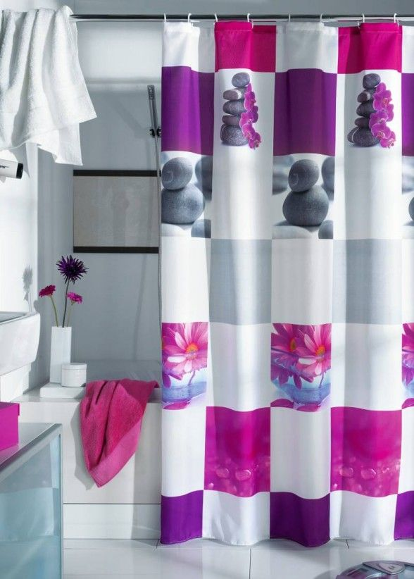Find This Pin And More On Bathroom Shower Curtains By Mybathrooms.