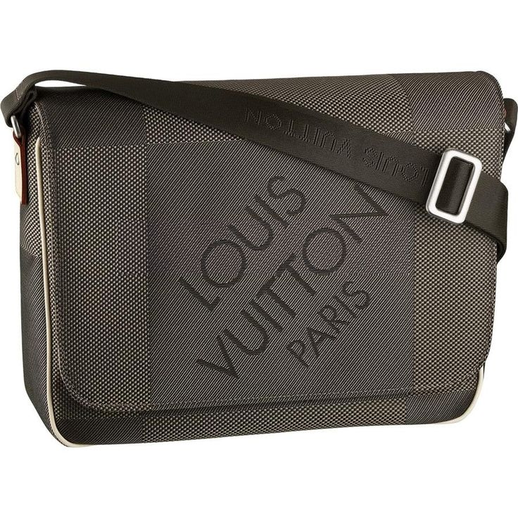 Louis Vuitton Outlet Damier Geant Canvas Petit Messager M93617
