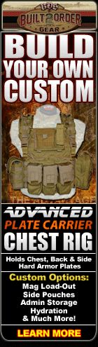 BDS Tactical Advanced Plate Carrier Chest Rig