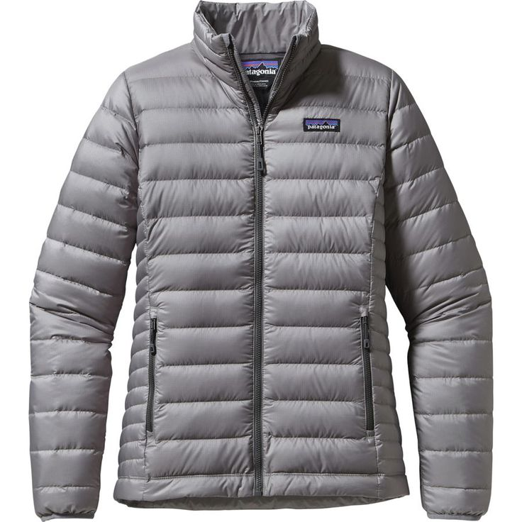 Patagonia - Down Sweater Jacket - Women's - Feather Grey on sale for 30% off so $160 please please somebody please